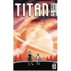 TITAN #5 (MR)