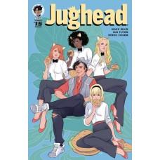 JUGHEAD #15 CVR C VARIANT SAUVAGE