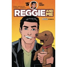 REGGIE AND ME #5 (OF 5) CVR A REG SANDY JARRELL