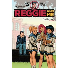 REGGIE AND ME #5 (OF 5) CVR B MCMANUS