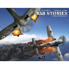 WAR STORIES #24 WRAP CVR (MR)
