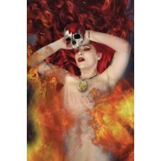 TAROT WITCH OF THE BLACK ROSE #104 PHOTO CVR ED (MR)
