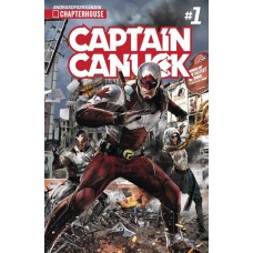 CAPTAIN CANUCK 2017 ONGOING #1 CVR A GALLAGHER
