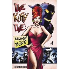 DIE KITTY DIE HOLLYWOOD OR BUST #1 CVR A RUIZ