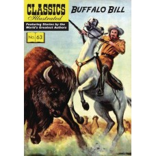 CLASSIC ILLUSTRATED TP BUFFALO BILL