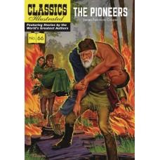 CLASSIC ILLUSTRATED TP PIONEERS