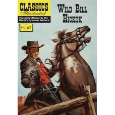 CLASSIC ILLUSTRATED TP WILD BILL HICKOK
