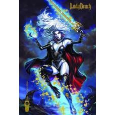 LADY DEATH ZODIAC #1 FOIL PREMIUM ED (MR)