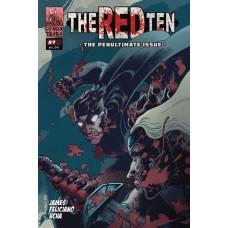 RED TEN #9 (OF 10) (MR)
