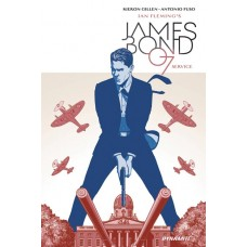 JAMES BOND SERVICE SPECIAL