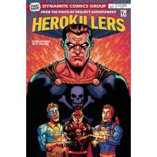 PROJECT SUPERPOWERS HERO KILLERS #1 CVR B BROWNE