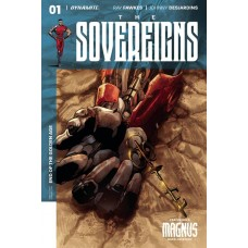 SOVEREIGNS #1 CVR A SEGOVIA