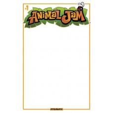 ANIMAL JAM #1 CVR G BLANK AUTHENTIX CVR