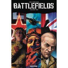 GARTH ENNIS COMPLETE BATTLEFIELDS TP VOL 02