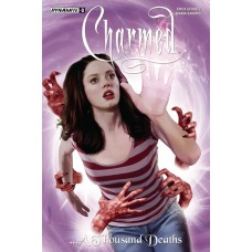 CHARMED #3 CVR A CORRONEY