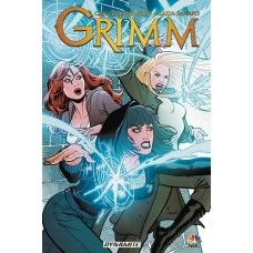 GRIMM SOMETHING WICKED THIS WAY COMES TP