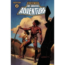 GREATEST ADVENTURE #2 CVR A NORD