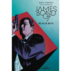 JAMES BOND #3 CVR B ZIRCHER