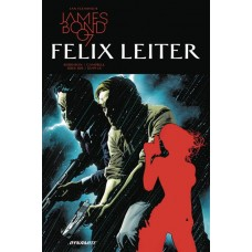 JAMES BOND FELIX LEITER #5 (OF 6) CVR A PERKINS