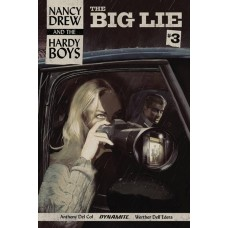 NANCY DREW HARDY BOYS #3 CVR A DALTON