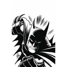 DF BATMAN THE SHADOW #1 BATMAN SKETCH HAESER