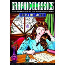 GRAPHIC CLASSICS GN VOL 18 LOUISA MAY ALCOTT