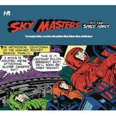 SKY MASTERS O/T SPACE FORCE COMP DAILIES HC