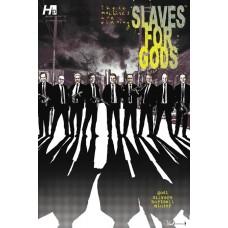 SLAVES FOR GODS GN PX ED VOL 01 ADLARD CVR
