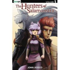 HUNTERS OF SALAMANSTRA TP VOL 01 (MR)