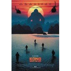 SKULL ISLAND BIRTH OF KONG #2