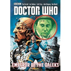 DOCTOR WHO TP EMPEROR OF DALEKS