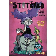 STITCHED HC VOL 01 FIRST DAY
