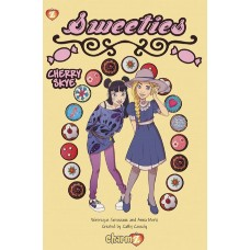 SWEETIES HC VOL 01 CHERRY SKYE