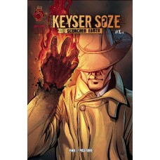 KEYSER SOZE SCORCHED EARTH #1 (OF 4)