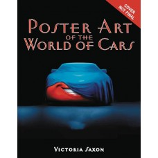 POSTER ART WORLD OF CARS HC