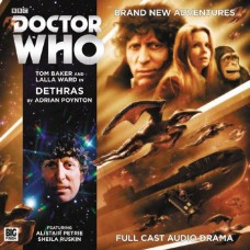 DOCTOR WHO 4TH DOCTOR ADV DETHRAS AUDIO CD