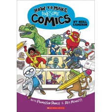 HOW TO MAKE AWESOME COMICS SC