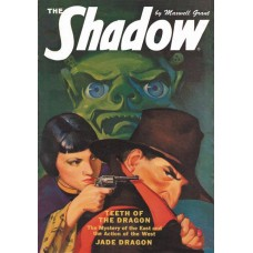 SHADOW DOUBLE NOVEL VOL 118 TEETH OF DRAGON & JADE DRAGON