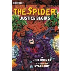 SPIDER JUSTICE BEGINS SC