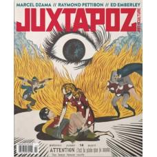 JUXTAPOZ #196 JUN 2017