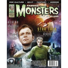 FAMOUS MONSTERS OF FILMLAND #286 STAR TREK VARIANT