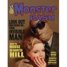 MONSTER BASH MAGAZINE #29