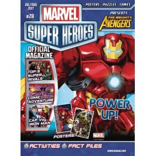 MARVEL SUPERHEROES MAGAZINE #28