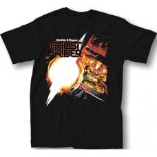 MARVEL GHOST RIDER #2 BLACK T/S XXL