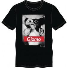 GREMLINS GIZMO BLACK T/S MED (Net)