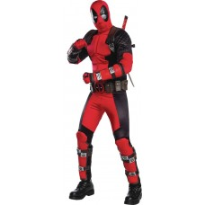 GRAND HERITAGE DEADPOOL ADULT COSTUME STD (Net)