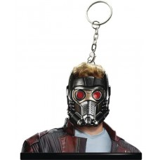 GUARDIANS OF THE GALAXY VOL2 STAR-LORD MASK KEYCHAIN