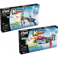 K-FORCE BUILD & BLAST K-20X & BATTLE BOW BLASTER ASST (Net)