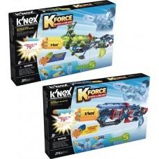 K-FORCE BUILD & BLAST K-25X & SUPER STRIKE BLASTER ASST (Net
