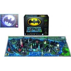 4D CITYSCAPE BATMAN GOTHAM CITY PUZZLE